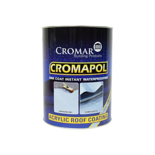 Cromar Cromapol Acrylic Roof Coat 5kg