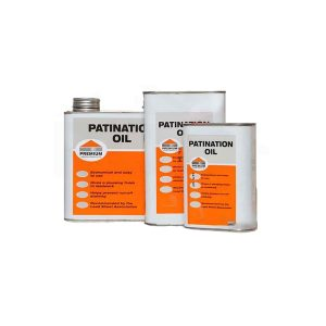 Patination Oil Lead Mate Flashing Protection Coating