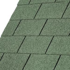 IKO Roofing Felt Shingles Green