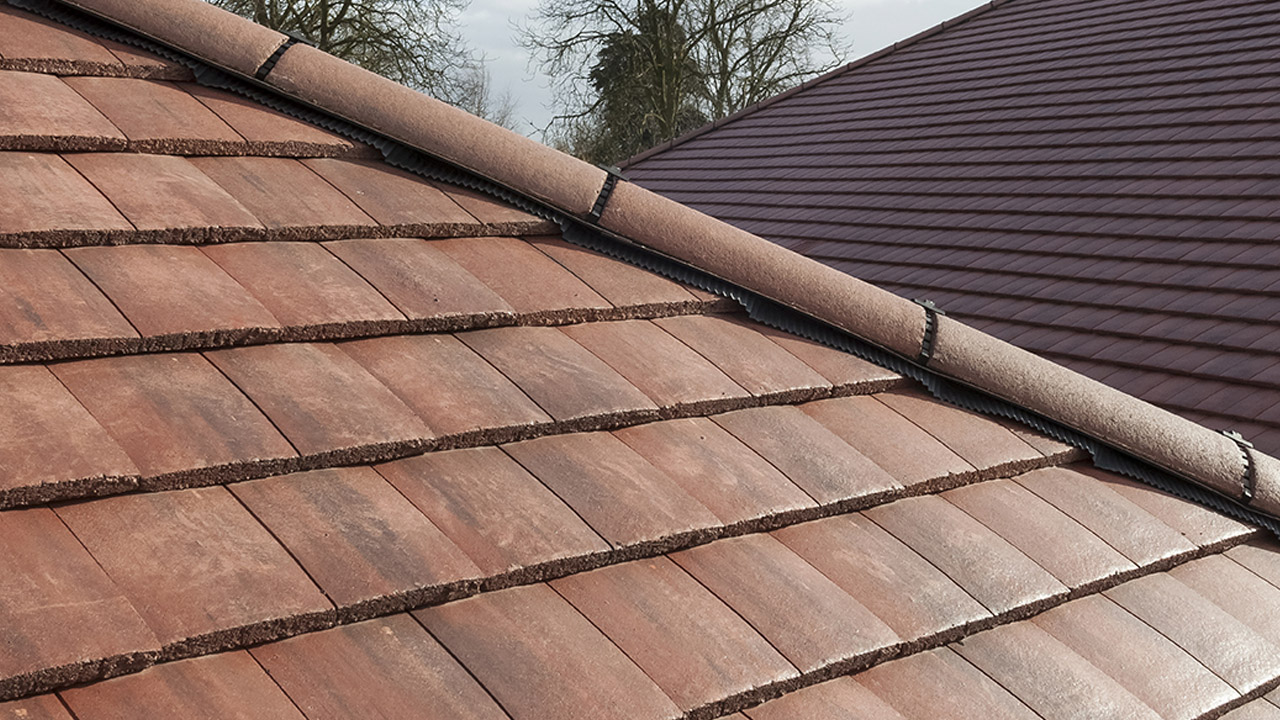 Examples of Popular Tiles & Slates Used on Houses