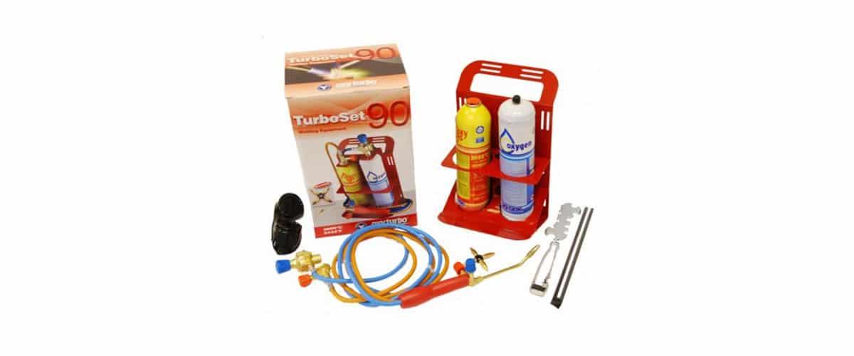 Review Roundup: Oxyturbo Turbo Set 90 Lead Welding & Lead Burning Kit