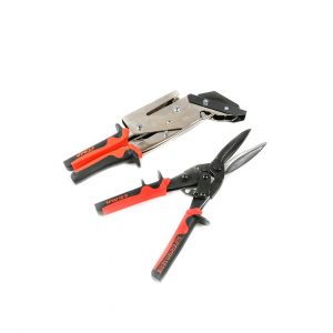 EDMA Maxi-Pro Roofer Pack Slate Cutter with Punch & Aviation Snips