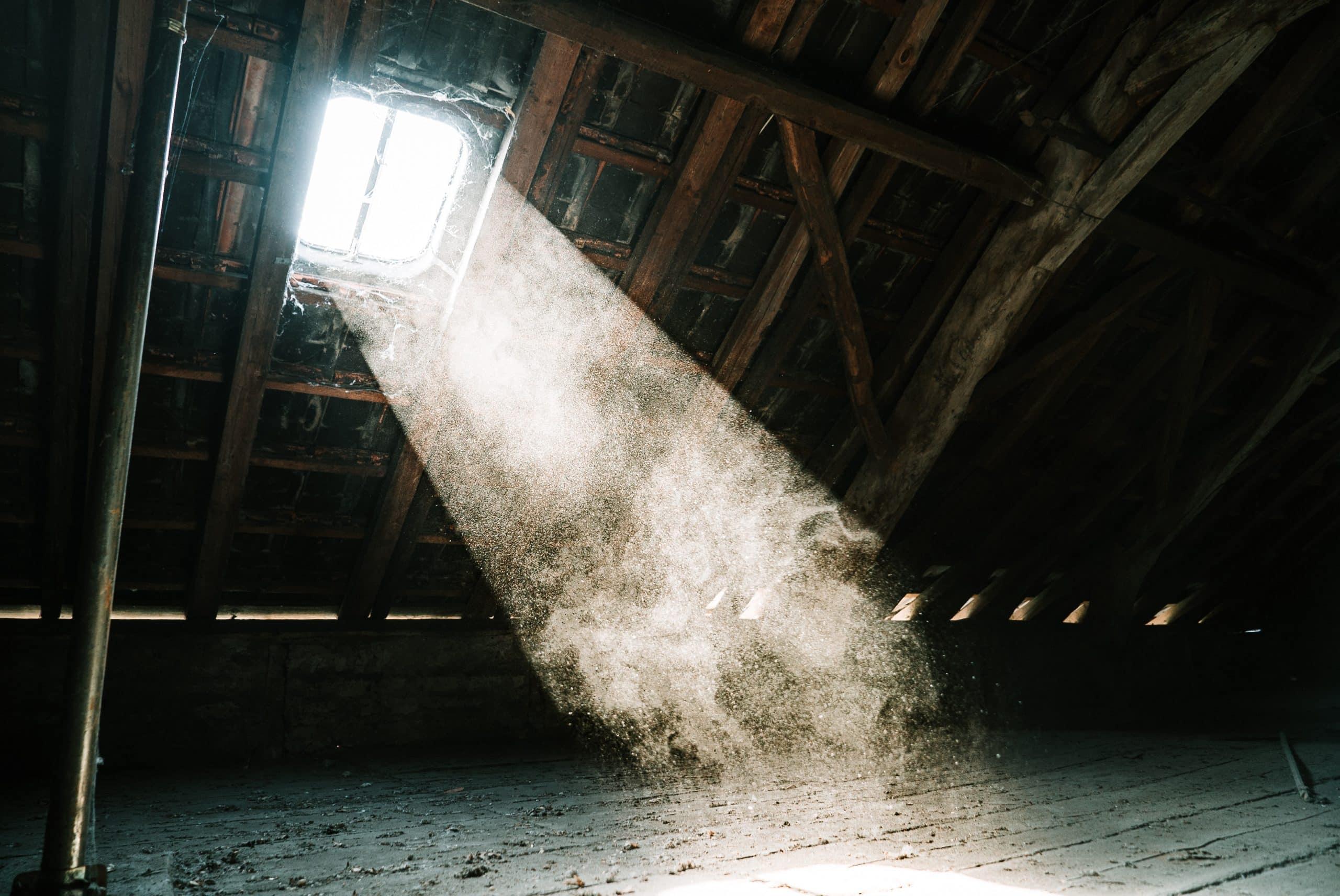 How to Prevent Loft Condensation