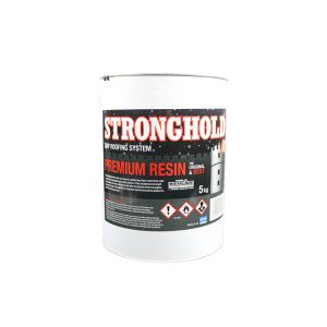 GRP Fibreglass Resin - 5KG