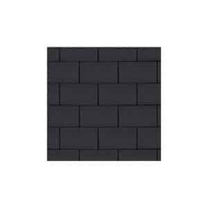Black Roofing Felt Shingles 3Tab