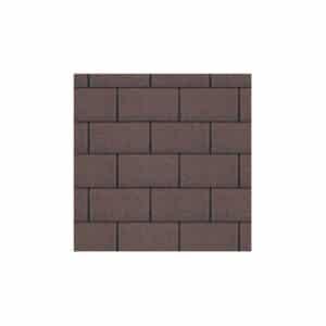 Brown Roofing Felt Shingles