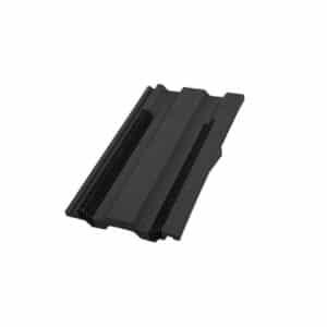 Black Flush Fit Tile Vent