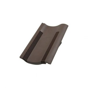 Hambleside Danelaw Pantile Flush Fit Roof Tile Vent - Brown