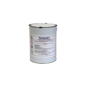 Permaroof Contact Bonding Adhesive For EPDM Rubber Roofing- 5 Litre