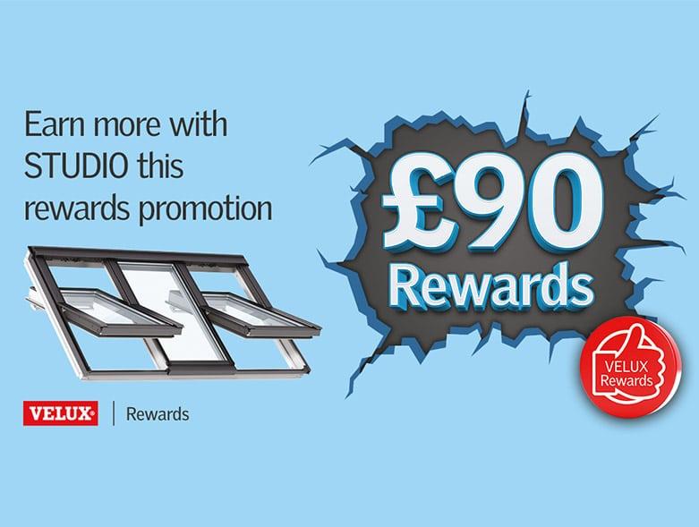 VELUX Rewards £90