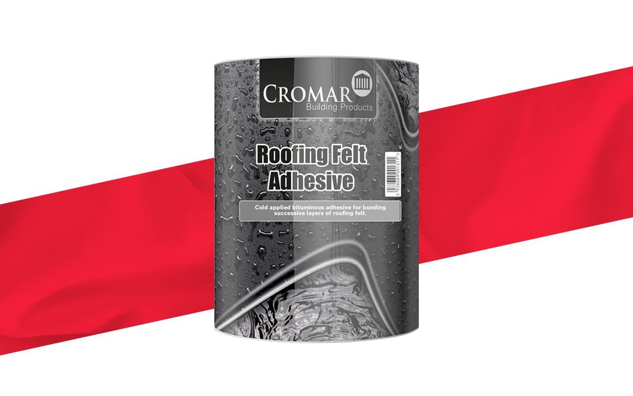Applying Roofing Felt Adhesive the Correct Way
