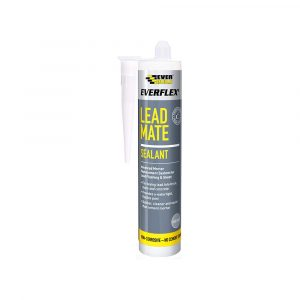 Everbuild Everflex Lead Mate Sealant Grey - 295 ml