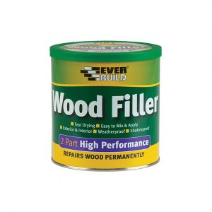 2 Part High Performance Wood Filler - 1.4kg