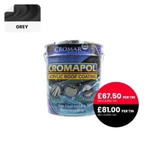 Cromapol 24 x 20kg Pallet - Grey