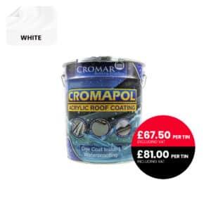 Cromapol 24 x 20kg Pallet - White