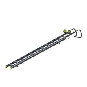 Youngman Double Section Roof Ladder 3.77m (57663600)