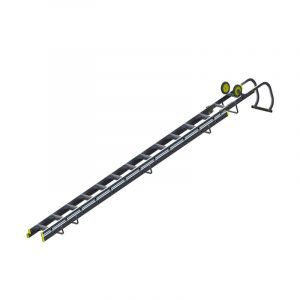 Youngman Double Section Roof Ladder 4.33m (57664000)