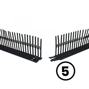 5 x Eave Comb Fillers