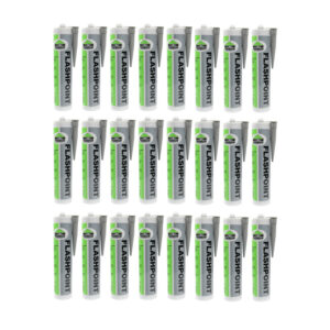 24 x Premium Flashpoint Lead Sealant - Grey