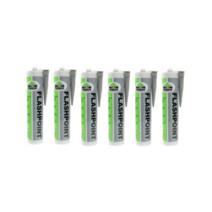 6 x Lead Sealant Grey Flashpoint