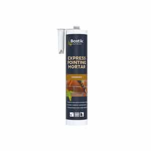 Bostik Express Cement Pointing Mortar, Grey – 310ml