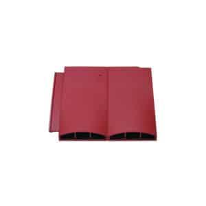 Klober Red twin plain tile vent