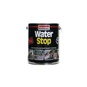 Soudal Water Stop Roof Repair Compound – 4kg Grey