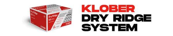 Klober Dry Ridge System