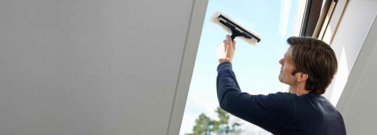 Guide: How to Clean VELUX Roof Windows