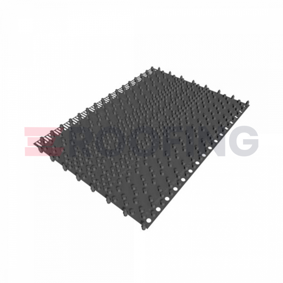 Manthorpe G1105 Flash Vent Ventilating Abutment Flashing - 3m Roll
