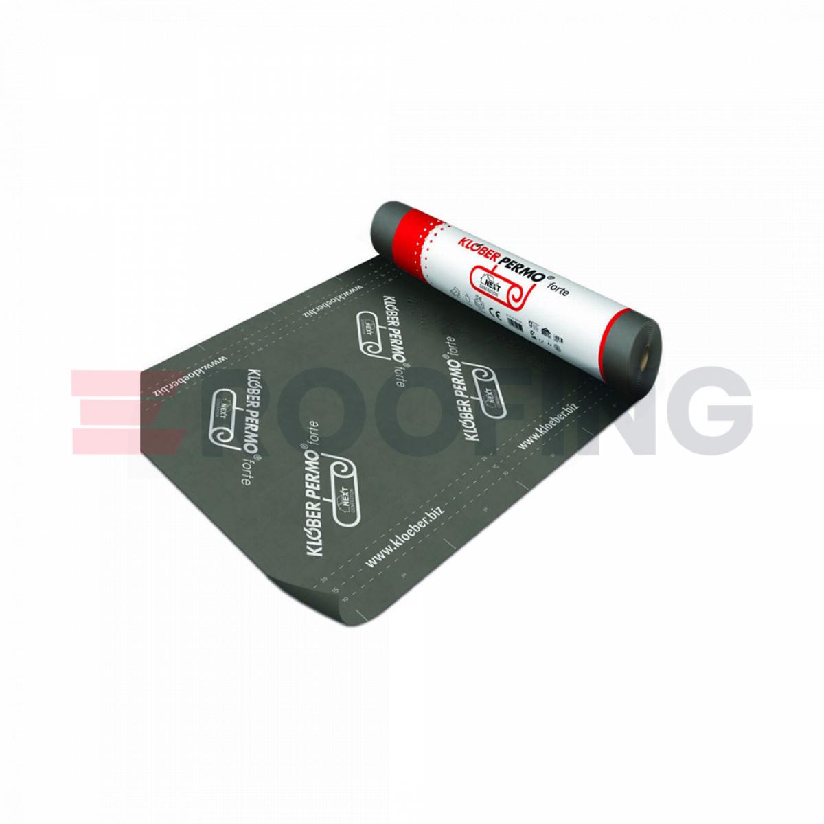 Klober Permo Forte Breathable Membrane